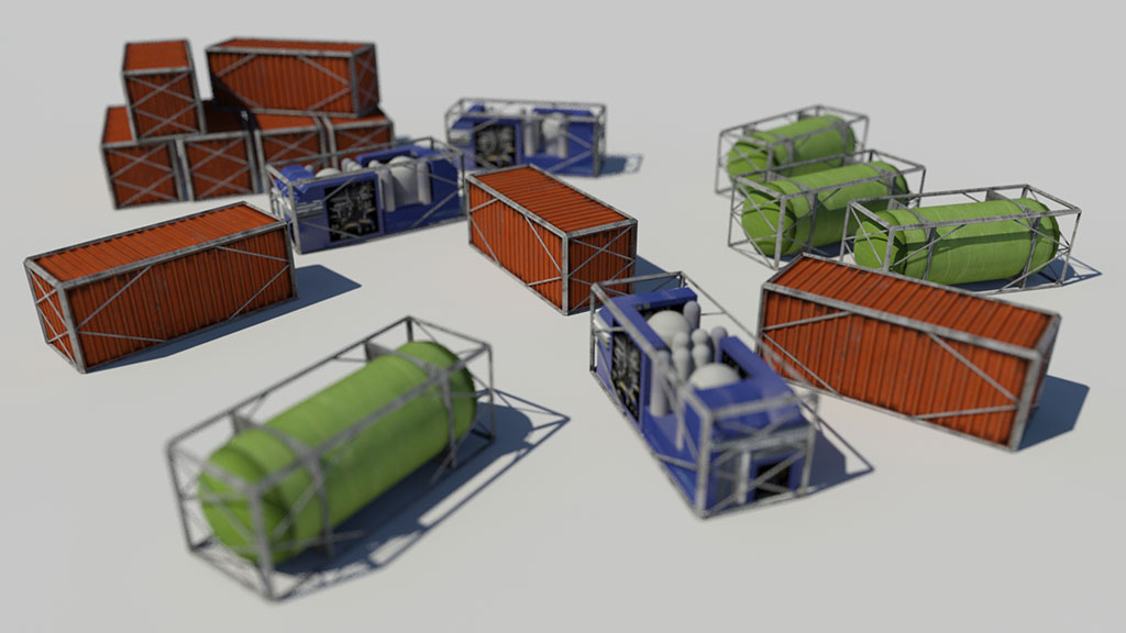 container_textured_display
